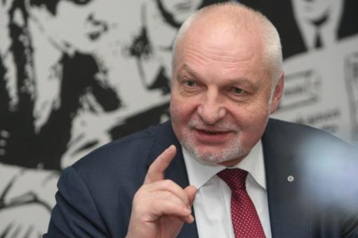 V. Mazuronis: balsavau už tą kandidatą, kuris turi daugiau šansų išlikti nepriklausomu