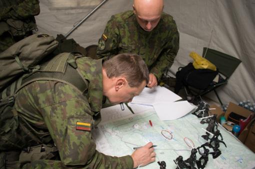 Kauno apskrityje vyks Krašto apsaugos savanorių pajėgų pratybos