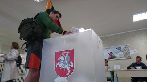 Po rinkimų: kaip balsavo Šiaulių apskrities gyventojai?
