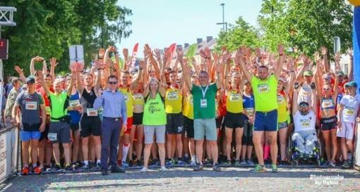 Bėgam už Marijampolę 2019 jau šeštą kartą sporto bendruomenę kviečia į Sūduvos sostinę