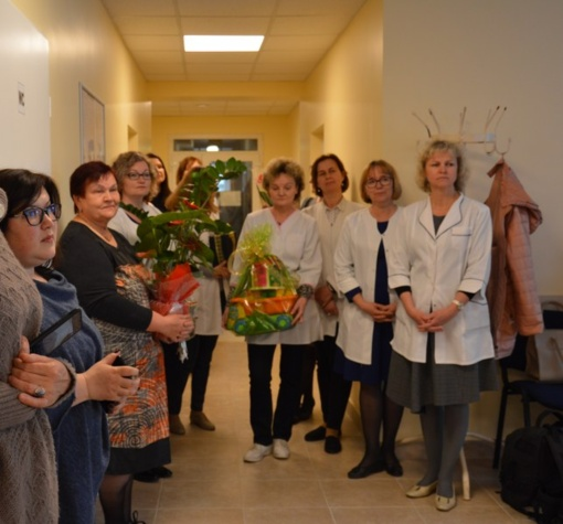 Atnaujintas Pakruojo pirminės sveikatos priežiūros centras