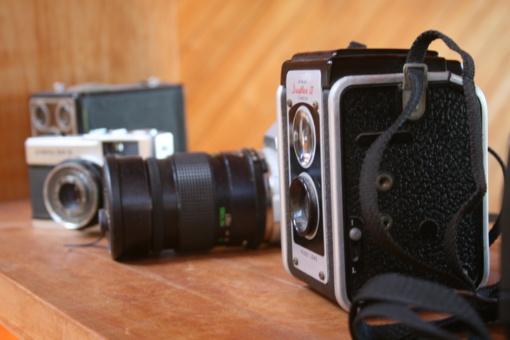 """Startuoja fotografijų kūrybinės dirbtuvės """"Tauragės miesto 3D studija"""""""