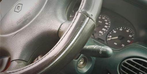 Manė – neteko automobilio, rado pas meistrą