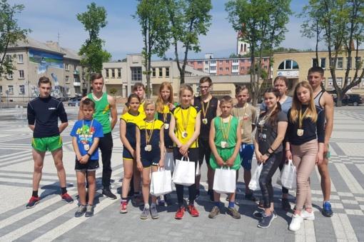 Antrasis Lietuvos bėgimų mėgėjų asociacijos taurės etapas