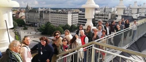 Iš Debreceno – su tarptautine kultūros plėtros patirtimi ir perspektyvomis Neringai