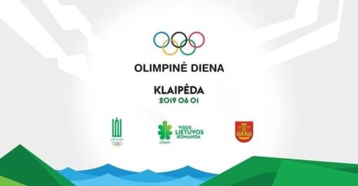 Olimpinė diena Klaipėdoje
