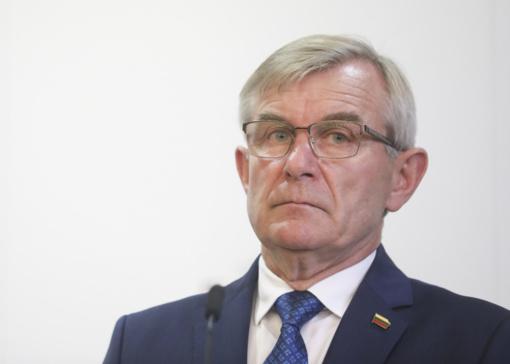 V. Pranckietis turės reikalų su partijos etikos sargais