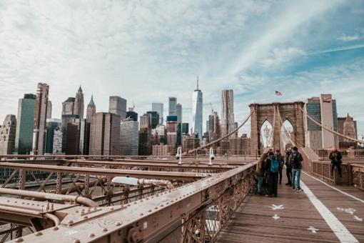 KTU studento sėkmė: pasitelkęs dirbtinį intelektą moksliškai pamatavo Niujorko nuotaiką