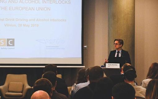 Europos patirtis skatina naudoti antialkoholinius variklio užraktus kovoje su neblaiviais vairuotojais