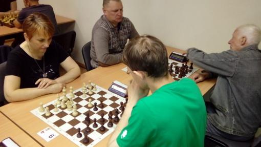 Atviros Vilkaviškio rajono savivaldybės greitųjų šachmatų pirmenybės
