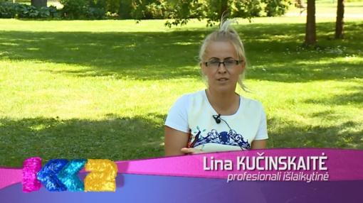 """Interneto sensacija Lina Kučinskaitė: """"Aš nedirbau ir nedirbsiu, ir tikrai savo rankyčių nealinsiu"""" (vaizdo įrašas)"""