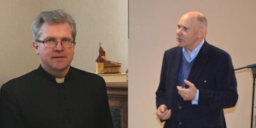 Palangos miesto garbės piliečio vardas suteiktas Vidmantui Griciui ir Mikui Kostui Balčiui