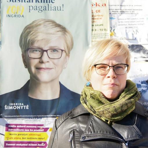 Mūsų Ingrida – Šimonytės antrininkė