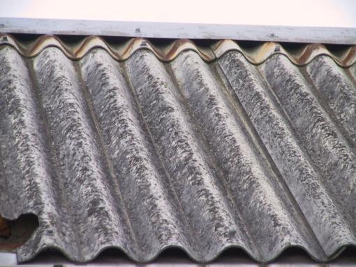Galimybė nemokamai atsikratyti asbestu