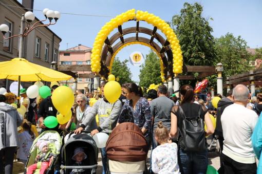 """Tarptautinę vaikų gynimo dieną – penkioliktąjį kartą organizuotas renginys """"Aš – mažasis šiaulietis"""" (nuotraukos, vaizdo įrašas)"""