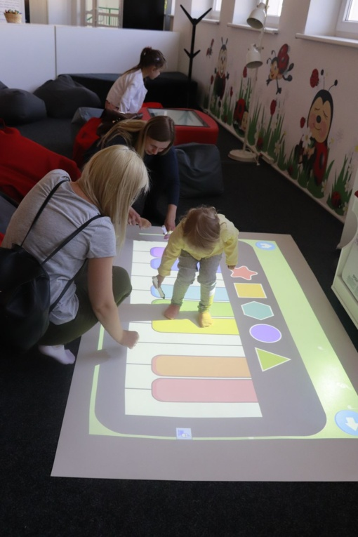 Šeimų erdvėje paminėta Tarptautinė vaikų gynimo diena