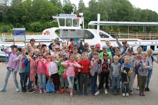 Vaikų vasaros poilsiui – solidi savivaldybės parama