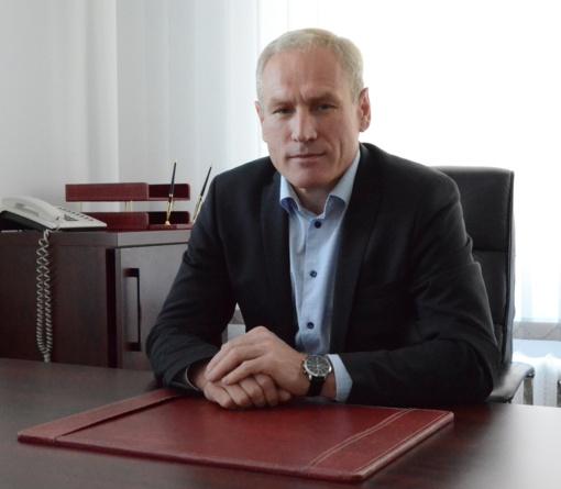 Darbą pradėjo naujasis Telšių rajono savivaldybės administracijos direktorius