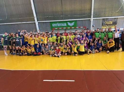 S. Ratkevičiaus sporto mokykla aktyviai palydėjo mokslo metus