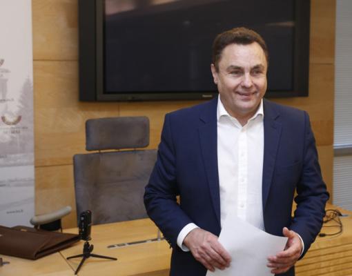 Generalinis prokuroras kreipėsi į Seimą dėl P. Gražulio neliečiamybės panaikinimo