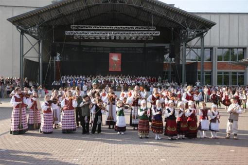 Visa Dzūkija dainuos Dzūkų dainų ir šokių šventėje