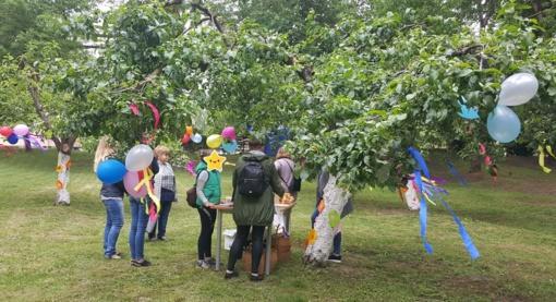 Šventė – piknikas, skirtas visiems Pasvalio rajone globojamiems vaikams ir jų globėjams