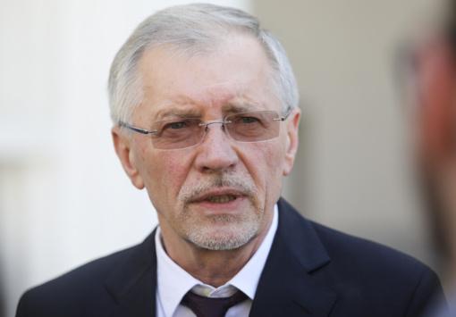 """G. Kirkilas: """"valstiečiai"""" nekovoja dėl Seimo pirmininko posto"""
