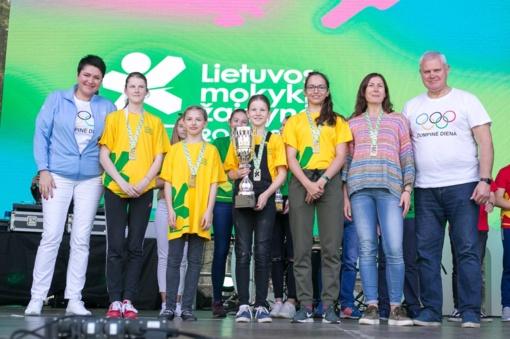 Šiaulių sportininkai finaluose nuskynė prizines vietas