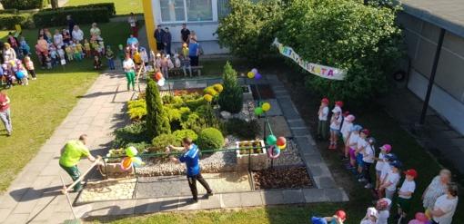 "Sporto šventė vaikų lopšelyje-darželyje ""Rasa"""