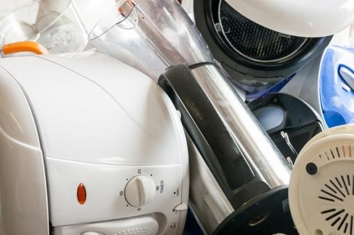 Sąvartynuose vis dar atsiduria daug elektronikos atliekų