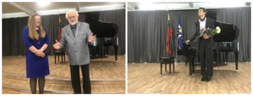 """Zarasuose vyksta Jaunųjų pianistų meistriškumo kursų ,,Masters days"""" II-as sezonas"""