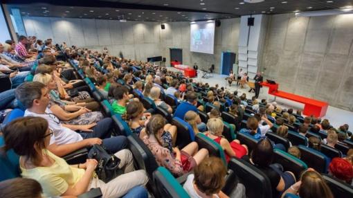 Gabiausiems Kauno mokiniams – dviguba mokslo metų pabaigos šventė