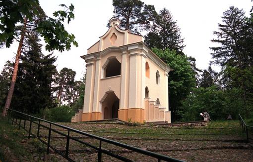 Sekminių sekmadienį Vilniaus Verkių Kalvarijos švenčia 350 metų