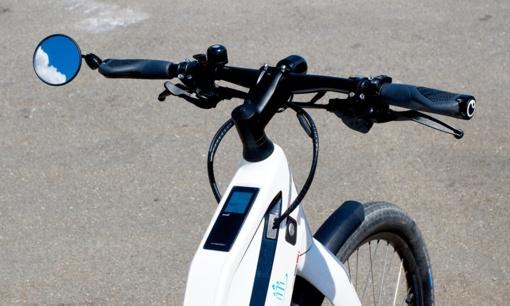 Palangoje pavogtas elektrinis dviratis