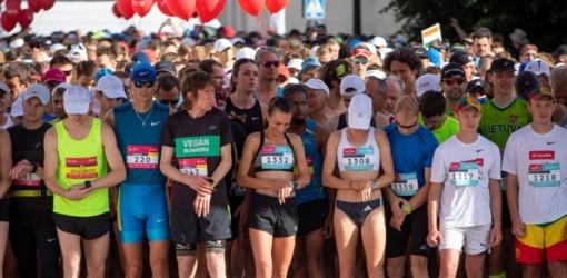 R. Kančio auklėtinę Kauno maratone motyvavo trenerio pergalė