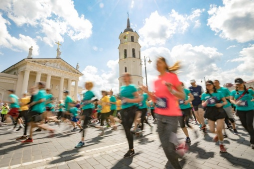 """""""Moterų bėgimo"""" metu – eismo ribojimai ir viešojo transporto organizavimo pakeitimai"""