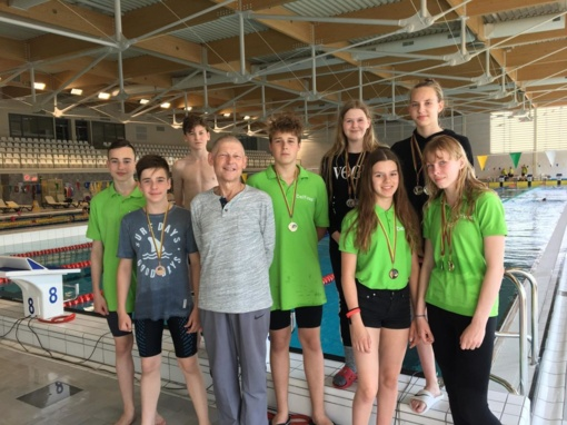 Klaipėdos plaukimo čempionate - šiauliečių laimėjimai