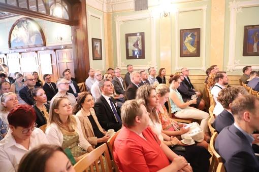 Šiauliuose – didžiulis būrys Lietuvos ambasadų atstovų
