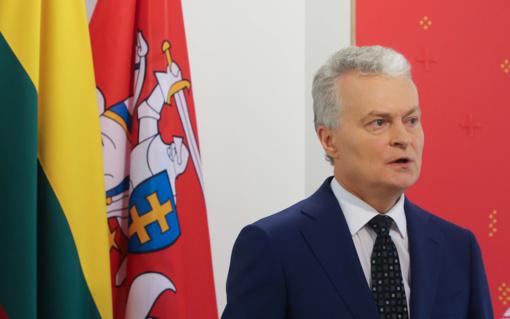 G. Nausėda prieš vizitą į Vokietiją: kontaktas su Rusija mažai tikėtinas