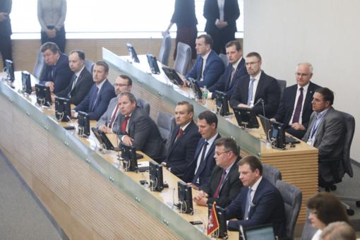 Ministrai nebijo prarasti postų: vieni turi planą B, kiti naują darbą susirastų per tris dienas