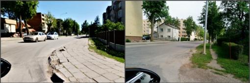Tarėsi dėl vandentvarkos projektų, gatvių asfaltavimo ir bendrų darbų