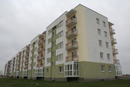 Būsto įperkamumas Vilniuje rekordinis, Kaune – nuosekliai augantis
