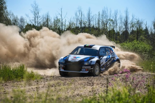"""""""Rally Žemaitija"""" vietoje """"VW Polo GTI R5"""" bus """"Škoda Fabia R5"""""""