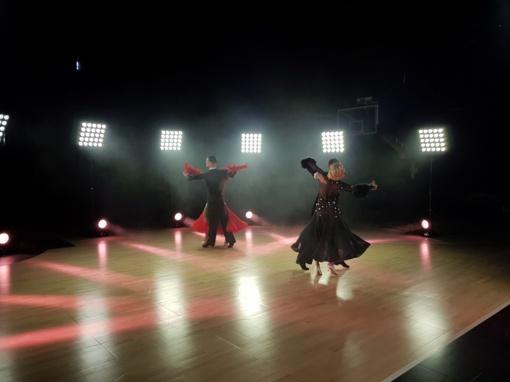Į Vilnių grįžta pasaulio klasikinių sportinių šokių čempionatas