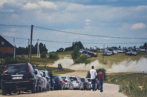 """""""Rally Žemaitija 2019"""" – ką pravartu žinoti žiūrovams?"""