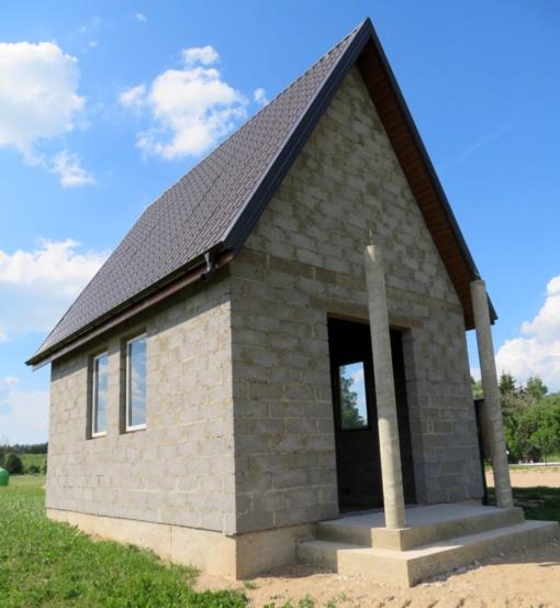 Kalvių kaimo koplyčia laukia vyskupo vizito