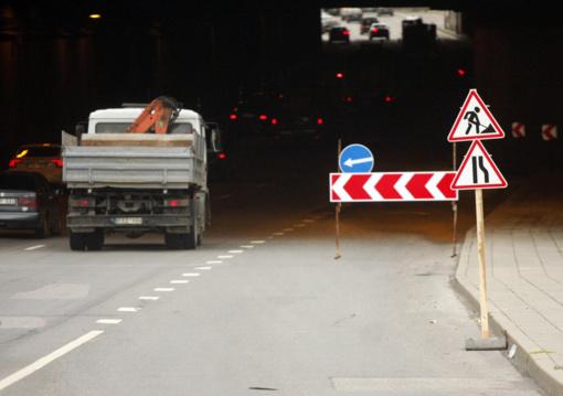 Už 10 mln. eurų bus sutvarkyta per 180 kelių ir gatvių