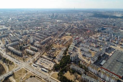 Prasidėjo naujas kvartalinės renovacijos Vilniuje etapas – planuojama atnaujinti 755 daugiabučius