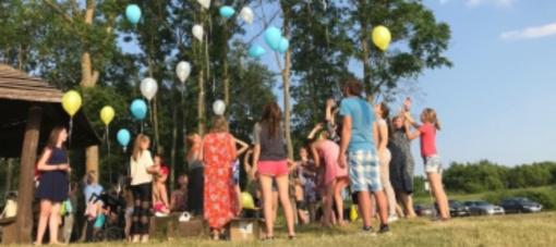 Kupiškio marių pakrantėje – vaikų svajonės ir dėmesys globėjams