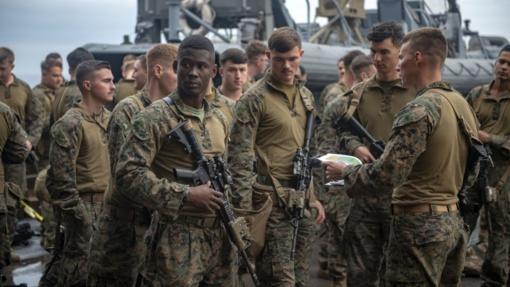 Nemirsetos paplūdimys skelbiamas laikina karine teritorija – vyks pratybų BALTOPS 2019 karių išsilaipinimo operacija